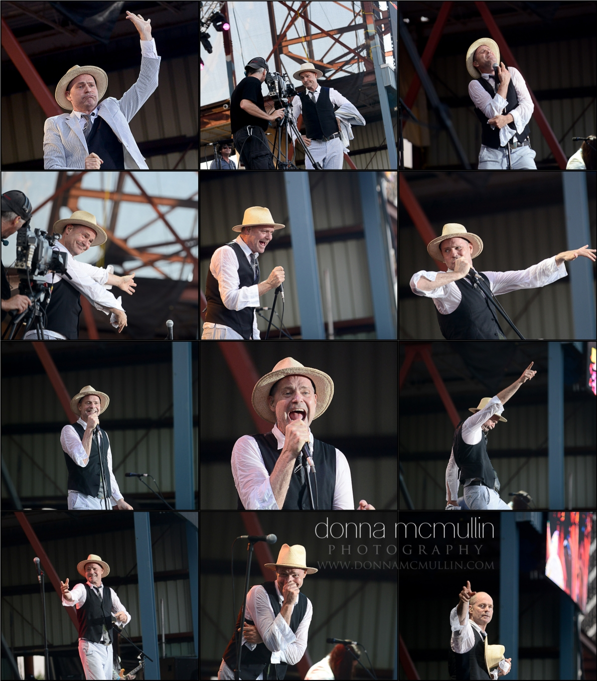 2013-07-13 Gord Downie Collage with Logo