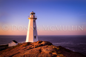 Cape Spear - Newer Lighthouse